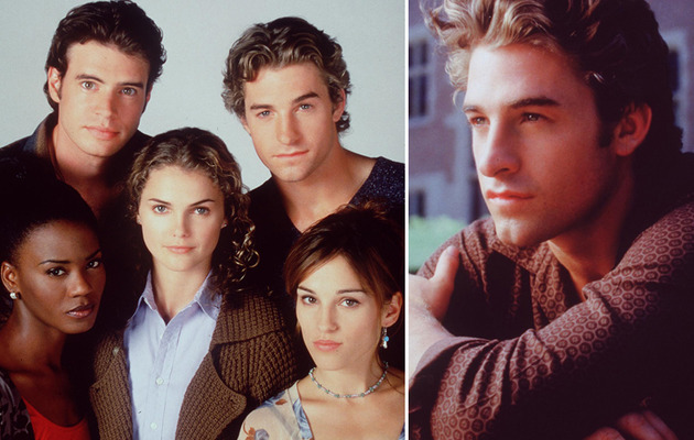 "The Stars of ""Felicity"" -- Then & Now"