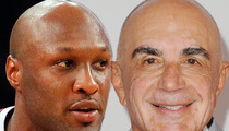 Lamar Odom Repped By OJ Simpson Lawyer Robert Shapiro