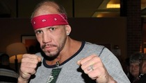 Tommy Morrison Dead -- 'Rocky V' Star Dies at 44