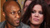 Lamar Odom -- Response to Khloe Kardashian's Ultimatum ... Radio Silence