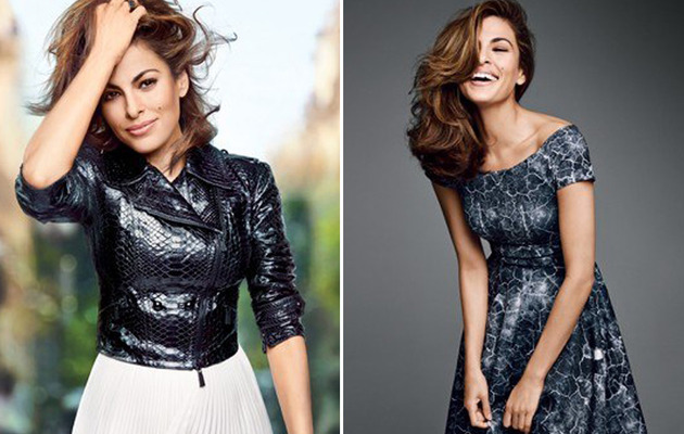 Eva Mendes Talks Being Skinny & Calls Ryan Gosling her Boyfriend!