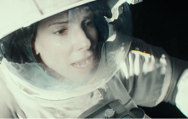 "Video: Sandra Bullock Spins Through Space In Full ""Gravity"" Trailer"