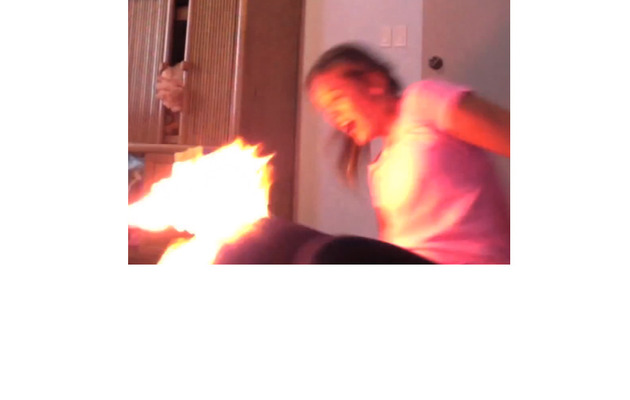 Viral Video: Girl Catches Fire During Twerk Gone Wrong!