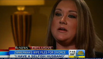 George Zimmerman's Wife -- Who Is This Guy?