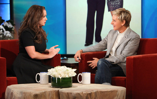 Leah Remini on Leaving Scientology: It's Hard & We've Lost Friends