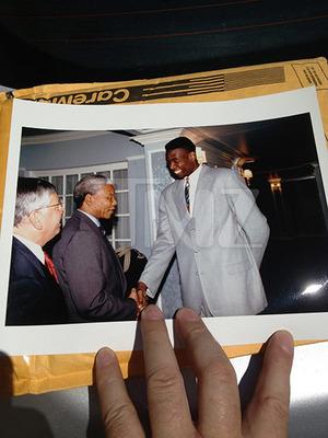 Dikembe Mutombo's Storage Locker Treasure
