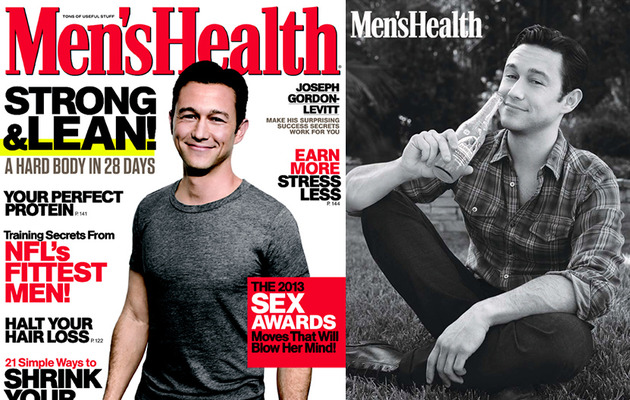 "Joseph Gordon-Levitt on ""Don Jon"" Weight Gain, Scarlett Johansson & Porn!"