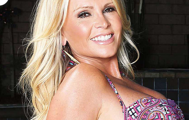 Tamra Barney Gets Into Bikini, Says She Looks Better Now Than at 25!