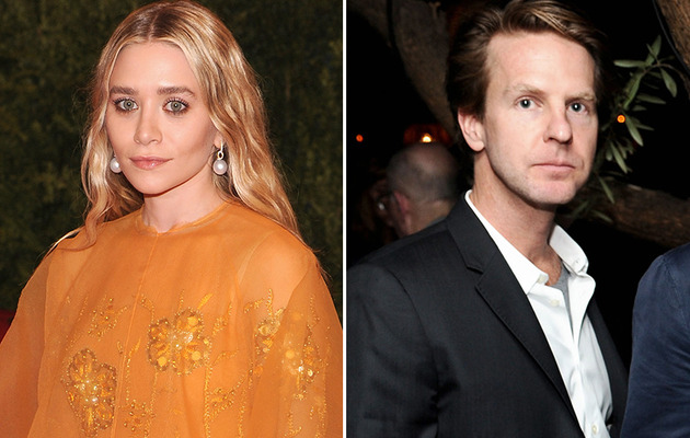 Ashley Olsen Reportedly Dating Oliver Peoples' Exec David Schulte