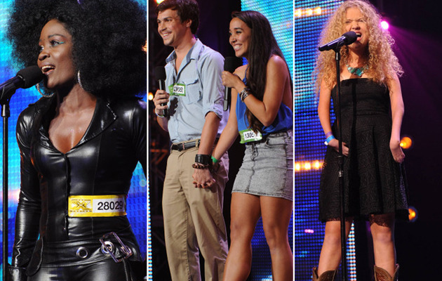 """Watch the Best Performances from """"The X Factor"""" Premiere"""