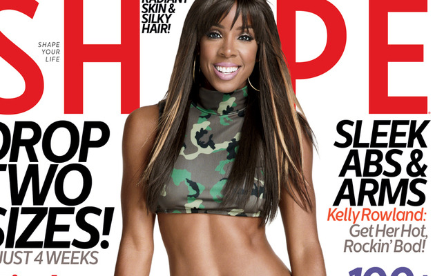 Kelly Rowland's Body Is About to Make You Very Jealous