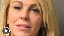 Dina Lohan -- DWI Arrest a Real Jaw-Dropper