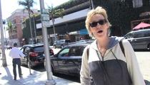 Jane Lynch -- 'I Kinda Like Being Single'
