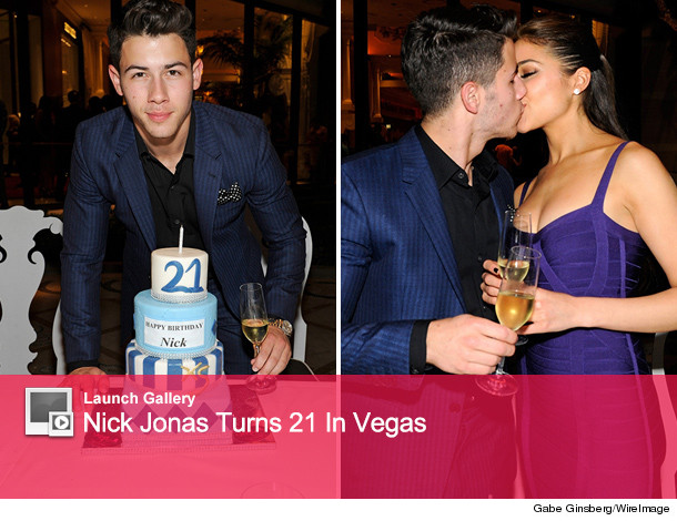 who is nick jonas girlfriend