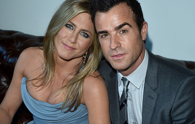 Justin Theroux Reveals What It's Like Being Engaged to Jennifer Aniston