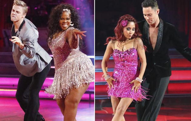 """DWTS"" Premiere: Who Cha-Cha-Chaed Into The ""Dancing"" Record Books?"