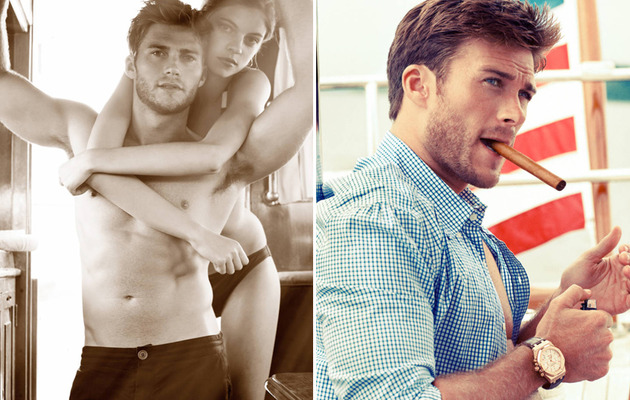 Clint Eastwood's Son Is Sexy, Shirtless & Following In Dad's Footsteps
