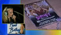 Britney Spears Barfs (Maybe) In Desert Storm Las Vegas Concert Reveal