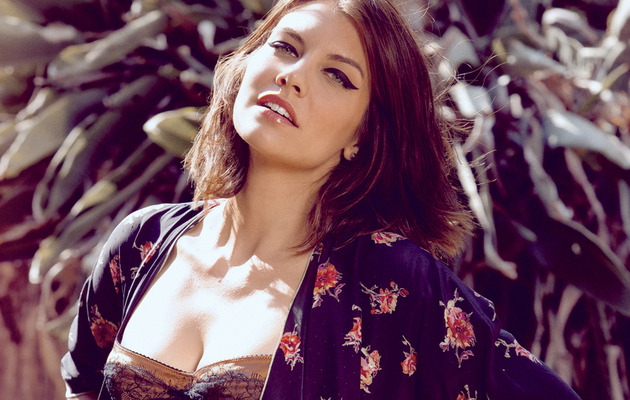 "Maggie from ""The Walking Dead"" Cleans Up for Maxim -- See the Pics!"