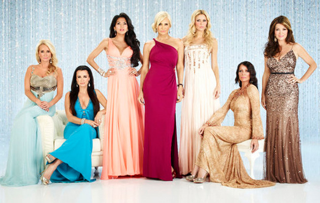"First Look: ""The Real Housewives Of Beverly Hills"" Season 4!"