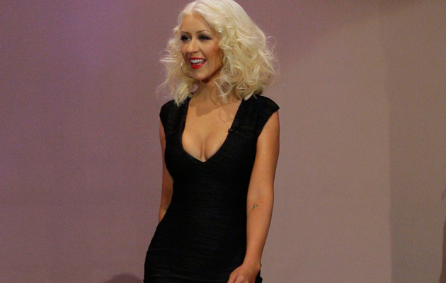 Skinny Christina Aguilera: I Feel Sexier Than Ever!
