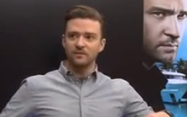 Justin Timberlake Does Most Awkward Interview EVER
