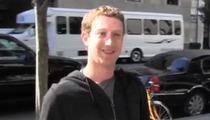 Mark Zuckerberg -- Walking That Billionaire Walk