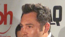 Oscar De La Hoya -- Alleged Coke Binge Photos Being Shopped
