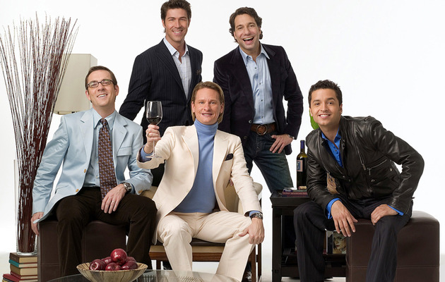 """Queer Eye for the Straight Guy"" Reunion -- See Them Now!"