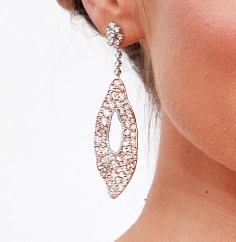 Guess whose earrings!
