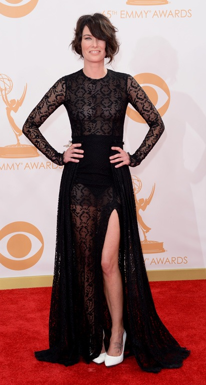 Lena Headey!