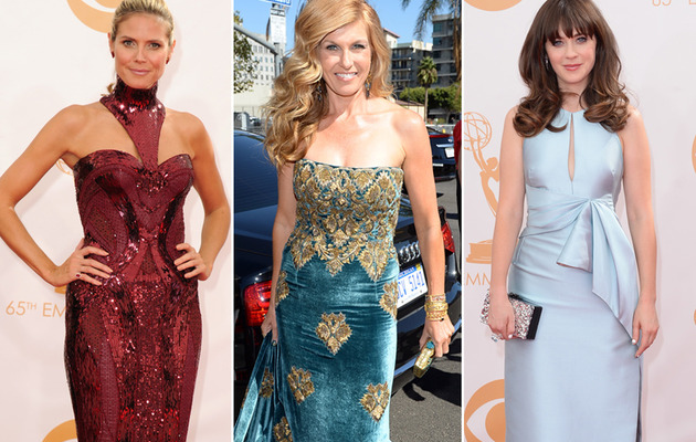2013 Primetime Emmys -- All the Red Carpet Arrivals!