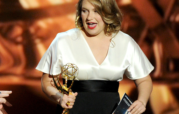 Merrit Wever's Emmy Win -- Shortest Acceptance Speech Ever?