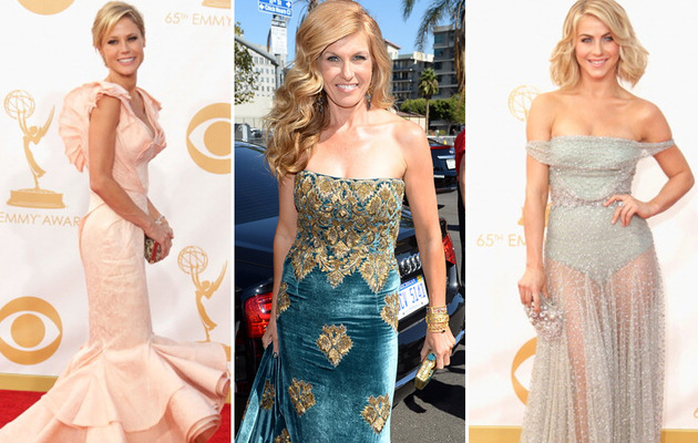 2013 Primetime Emmy Awards' Worst Dressed Stars!
