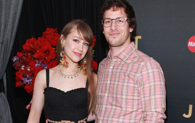Andy Samberg Marries Singer Joanna Newsom!