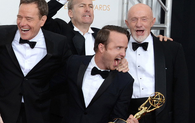 The Emmy Awards: What You Didn't See on TV!