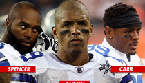 Dallas Cowboys Players Sued -- Our Son Almost Drowned ... And It's Your Fault