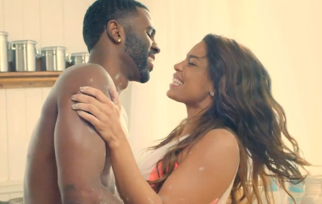 "Jason Derulo Proposes to Jordin Sparks in ""Marry Me"" Music Video!"
