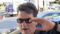 Charlie Sheen -- DISMISSED From Jury Duty