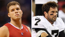 Brynn Cameron Baby Daddies Blake Griffin & Matt Leinart: Who'd You Rather?