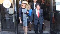 Dina Lohan -- Pleads NOT GUILTY To DWI