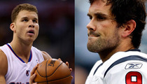 Matt Leinart to Blake Griffin -- My Baby Mama Is Your Problem Now