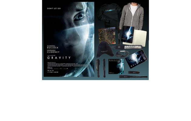 "You Can Win a ""Gravity"" Prize Pack!"