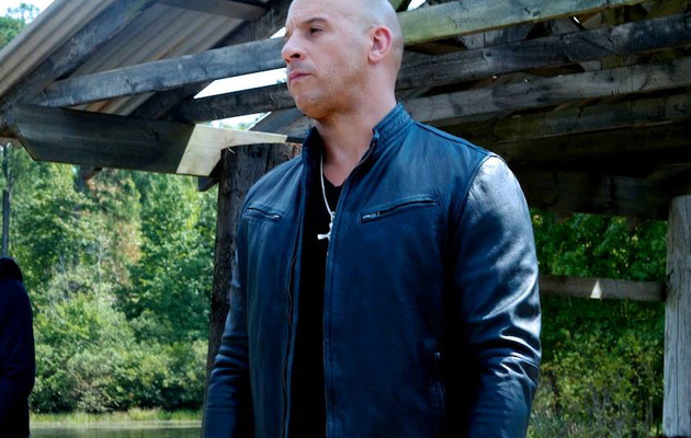 "Which BIG Star Was Just Seen on the ""Fast & Furious 7"" Set?"