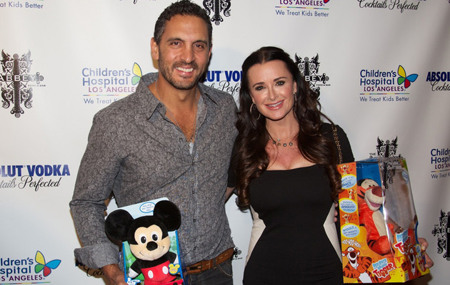 "Kyle Richards Talks ""Real Housewives,"" Fame and Family!"
