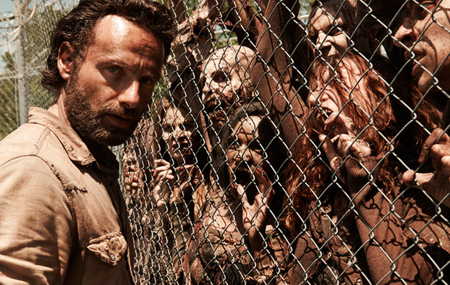 """The Walking Dead"" Sneak Peek -- New Pics from Season 4!"