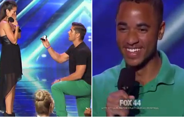 """X Factor"" Recap: One Contestant Proposes, Another Creeps Us Out!"