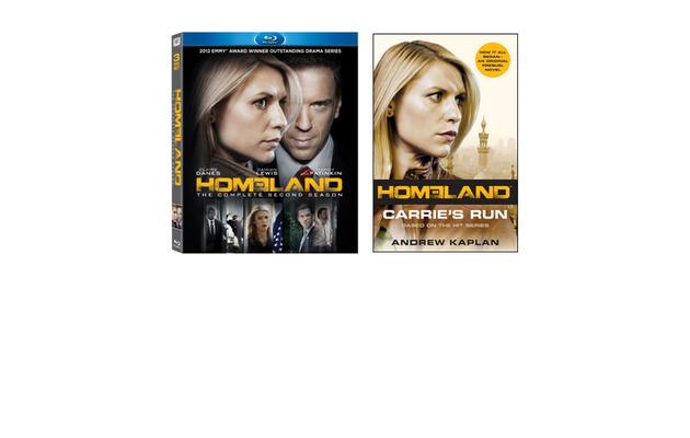 "Win a Copy of ""Homeland"" Season 2 on Blu-ray!"