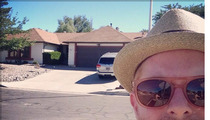 'Modern Family' Star -- Treads Lightly During 'Breaking Bad' Pilgrimage