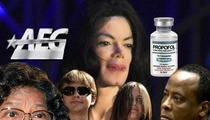 Michael Jackson Death Trial -- Jackson Family LOSES